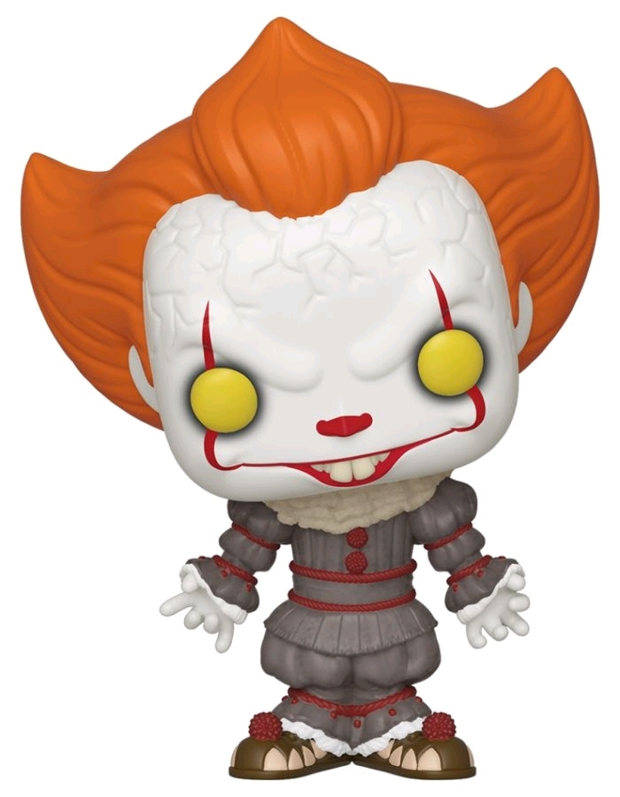 IT: Chapter 2 - Pennywise (with Open Arms) Pop! Vinyl Figure image