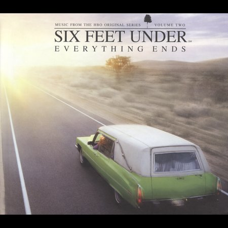 Six Feet Under: Everything Ends by Original TV Soundtrack image