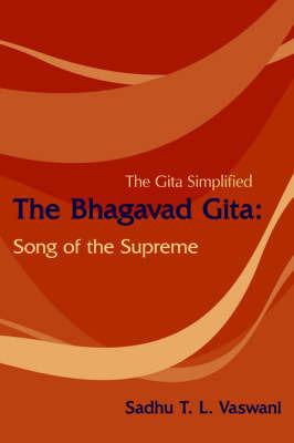 The Bhagavad Gita by Sadhu T.L. Vaswani image