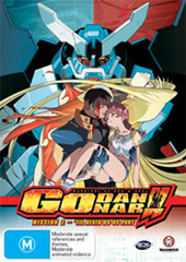 Godannar - Vol. 2: Till Death Do Us Part on DVD