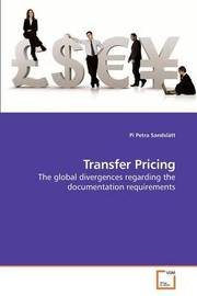 Transfer Pricing by Pi Petra Sandslatt
