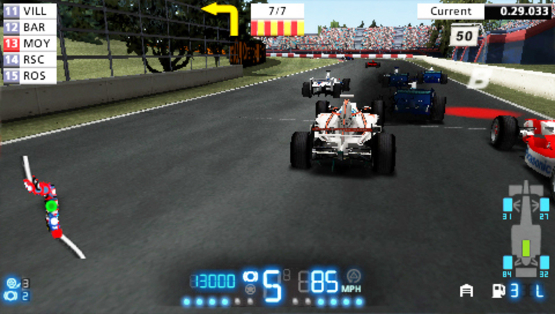 Formula One 2006 for PSP image