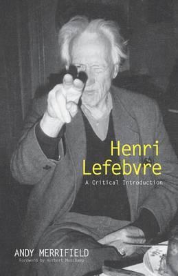 Henri Lefebvre by Andrew Merrifield image