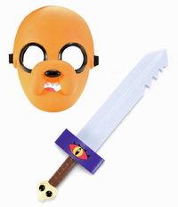 "Adventure Time Roleplay 21"" JAKE Sword & Mask"