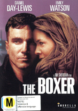 The Boxer DVD