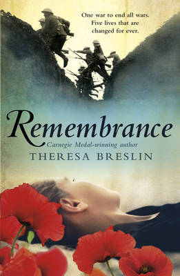 Remembrance by Theresa Breslin image