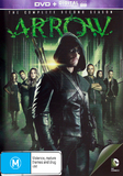 Arrow - The Complete Second Season DVD