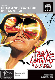 Fear & Loathing In Las Vegas on DVD