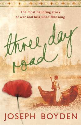 Three Day Road by Joseph Boyden image