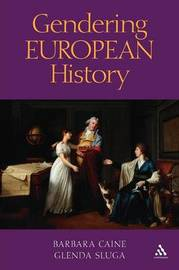 Gendering European History by Barbara Caine image