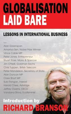 Globalisation Laid Bare by Richard Branson