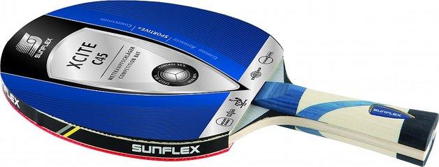 Sunflex: Xcite Table Tennis Bat
