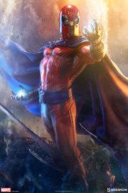 "Marvel: Magneto - 25"" Maquette Figure"