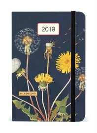 Dandelion 2019 A5 Weekly Diary