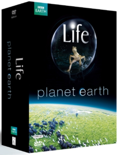 Planet Earth Life on DVD