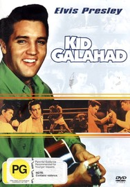 Kid Galahad on DVD image
