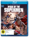 Reign of the Supermen on Blu-ray