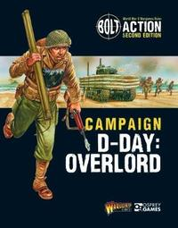Bolt Action: Campaign: D-Day: Overlord by Warlord Games image