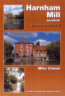 Harnham Mill by Michael Cowan image