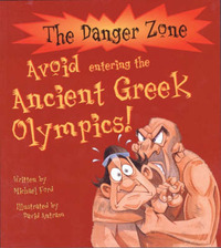 Avoid Entering the Greek Olympics by Michael Ford image