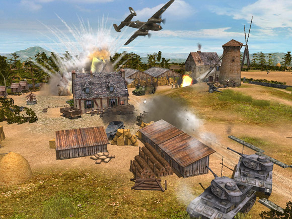 Codename: Panzers, Phase One for PC Games image