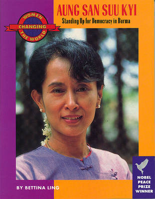 Aung San Suu Kyi by Bettina Ling image