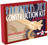 Construction Kits Classic Vehicles - Jet Fighter