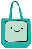 Adventure Time BMO Canvas Tote Bag