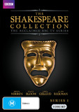 BBC The Shakespeare Collection - Series 1 DVD