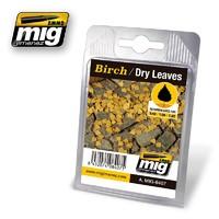 Ammo of Mig Jimenez Dry Birch Leaves