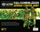 German Fallschirmjager Army Set