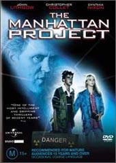 Manhattan Project on DVD