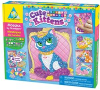 The Orb Factory: Sticky Mosaics - Cute Kittens