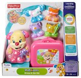 Fisher-Price: Laugh & Learn - Dress & Go Pink Puppy