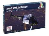 Italeri: 1/72 Bell 206 JetRanger - Model Kit