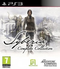 Syberia Complete Collection for PS3