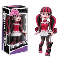 Monster High: Draculaura - Rock Candy Vinyl Figure