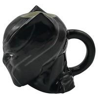 Marvel Black Panther Coffee Mug 3D Moulded
