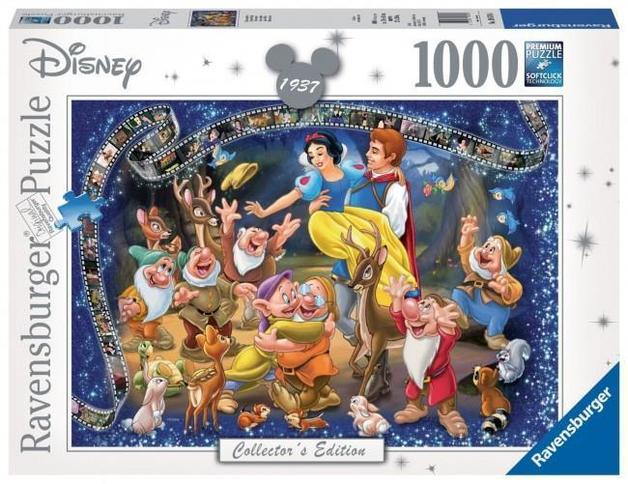 Ravensburger: Snow White - 1000pc Collectors Edition Puzzle
