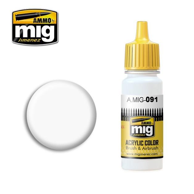 Ammo of Mig Jimenez: Acrylic Varnish - Glossy (17ml)