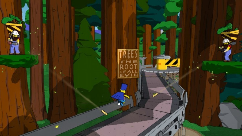 The Simpsons Game (Classic) for Xbox 360 image