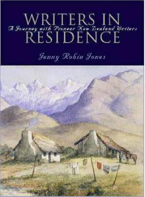 Writers in Residence by Jenny Robin Jones image