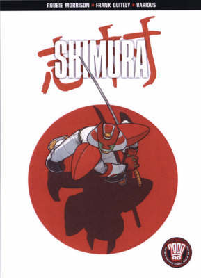 Shimura by Robbie Morrison