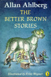 The Better Brown Stories by Allan Ahlberg image