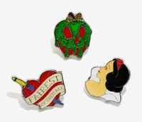 Loungefly: Enamel Pin Set - Snow White