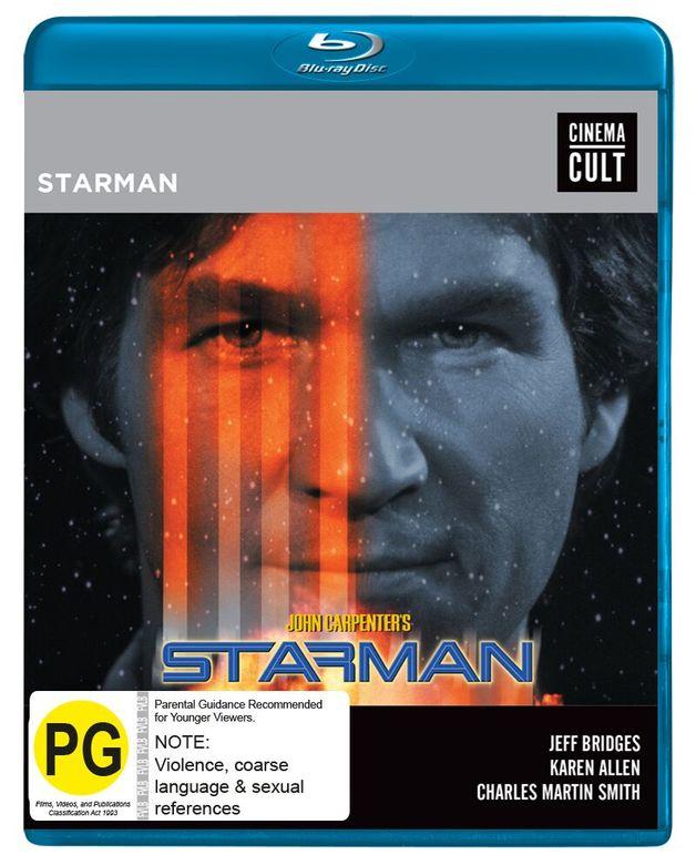 Starman on Blu-ray