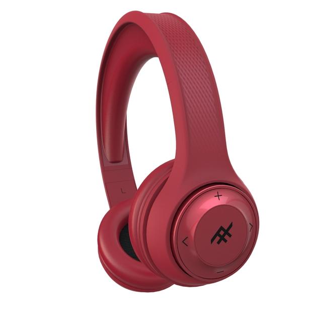iFrogz: Aurora Wireless Headphones - Red