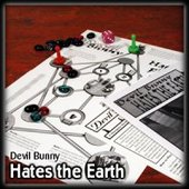 Devil Bunny Hates the Earth - abstract strategy game