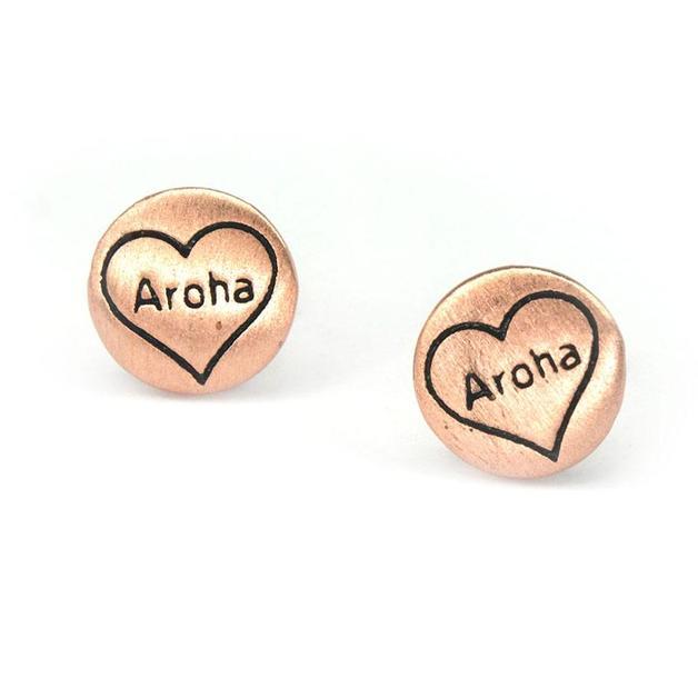 Little Taonga: Aroha Earring