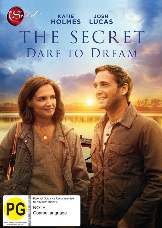 The Secret: Dare To Dream on DVD